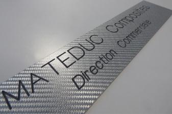Signalétiques - Plastiques - MATEDUC Composites